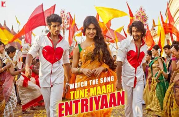 Tune Maari Entriyaan - Gunday (2014) Watch Online