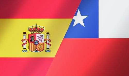Live Stream Spanien - Chile