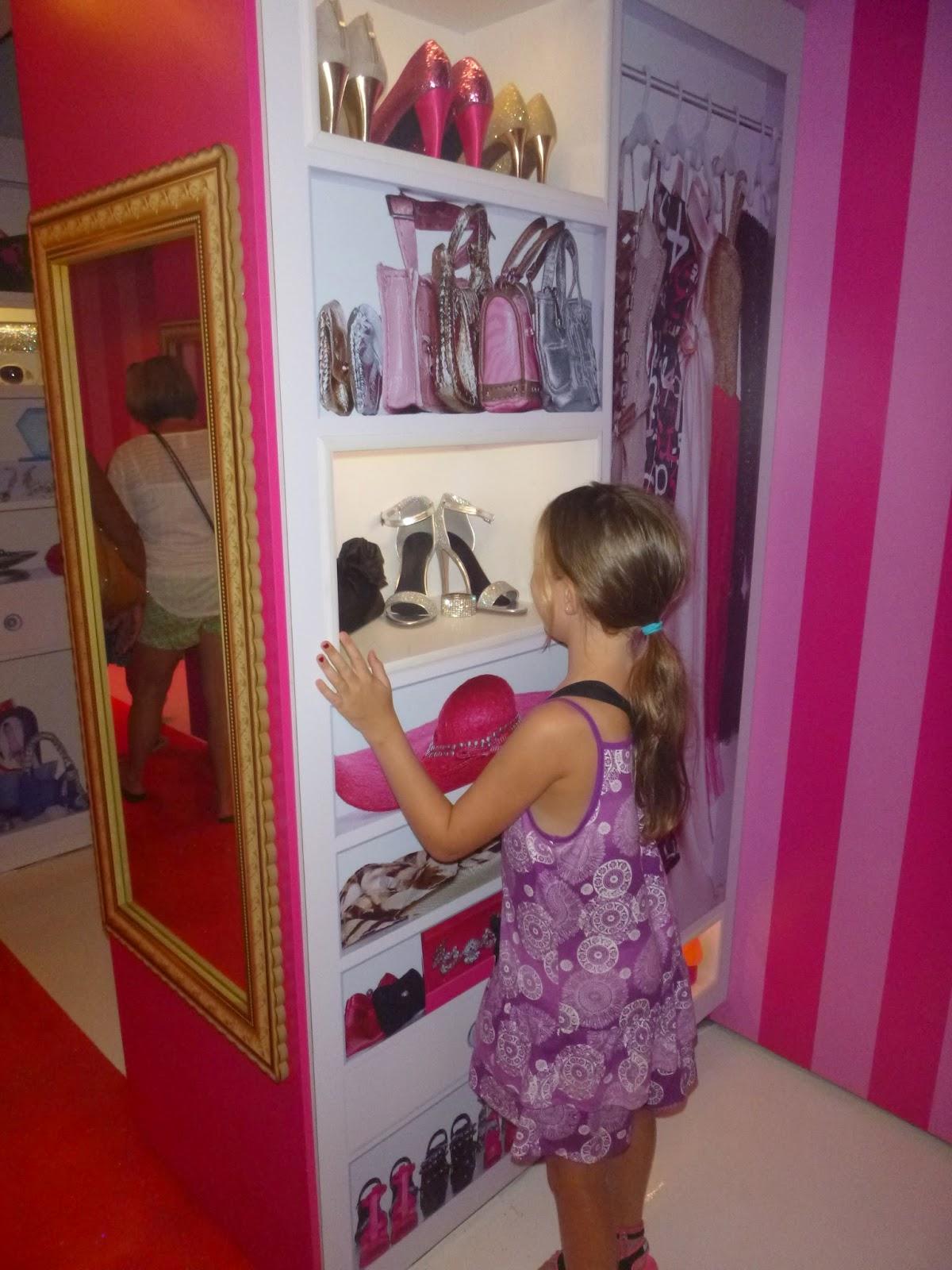 Barbie Dream House Experience Florida: My Journey: Barbie's Dreamhouse Experience, Florida
