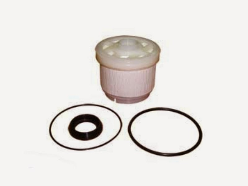Fuel Filter - Filter Solar Toyota Innova, Fortuner, Hilux