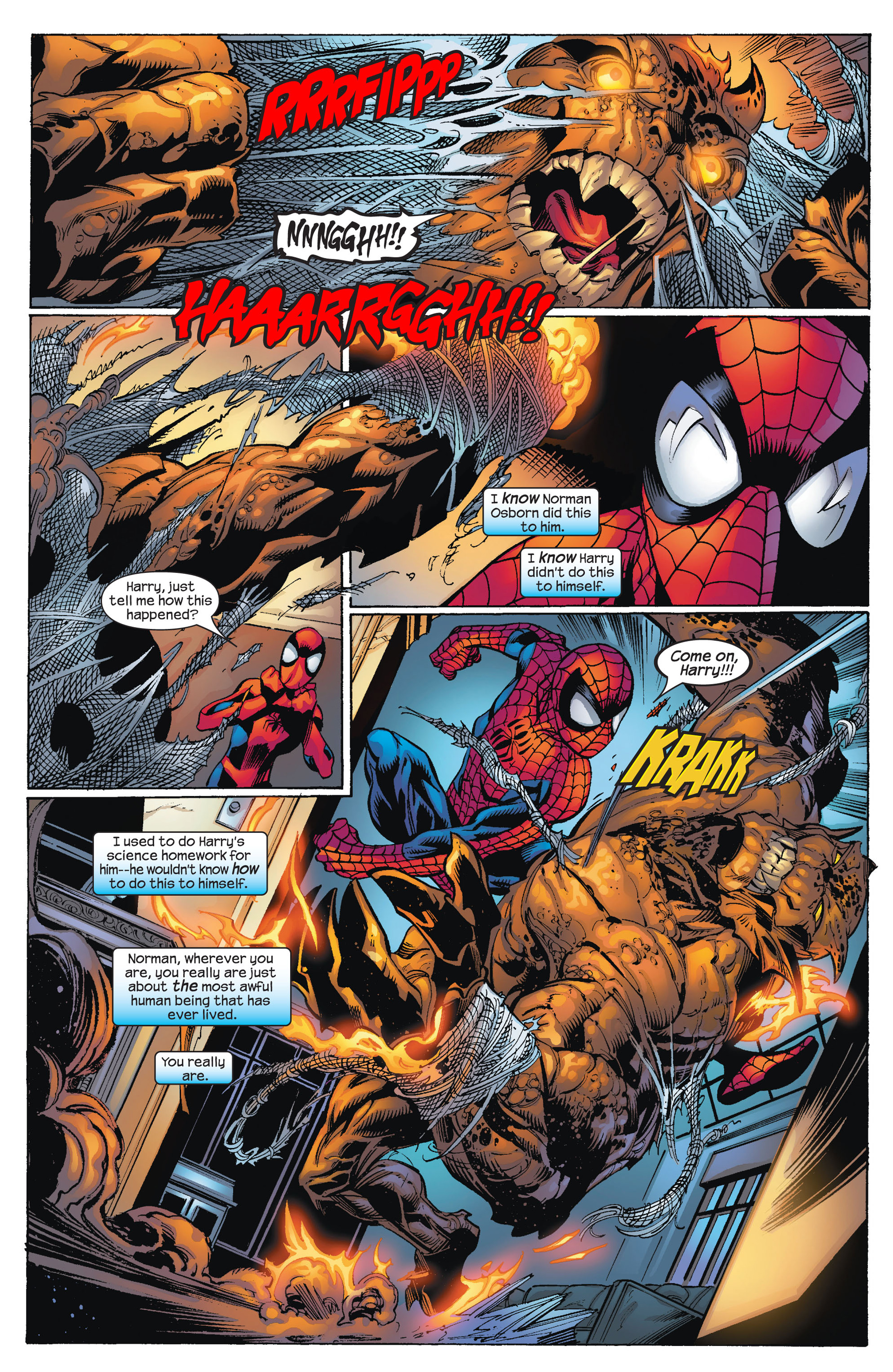 Ultimate Spider-Man (2000) Issue #76 #80 - English 5