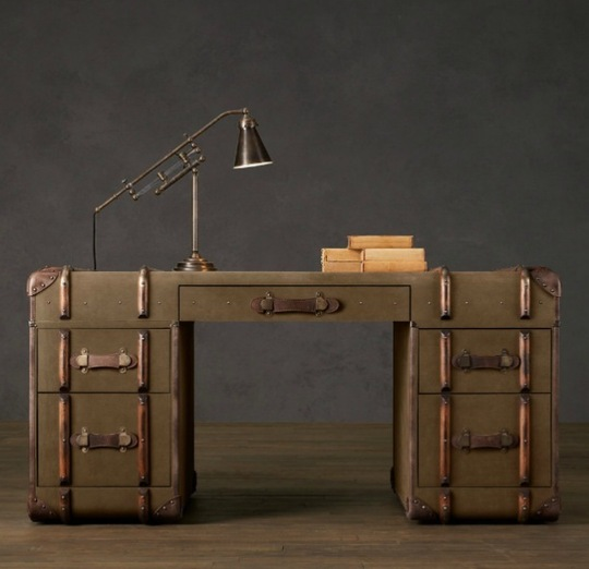 knowyourproduct vintage home office