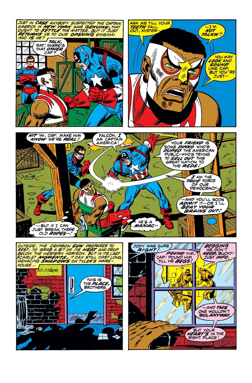 Captain America (1968) Issue #154 #68 - English 9