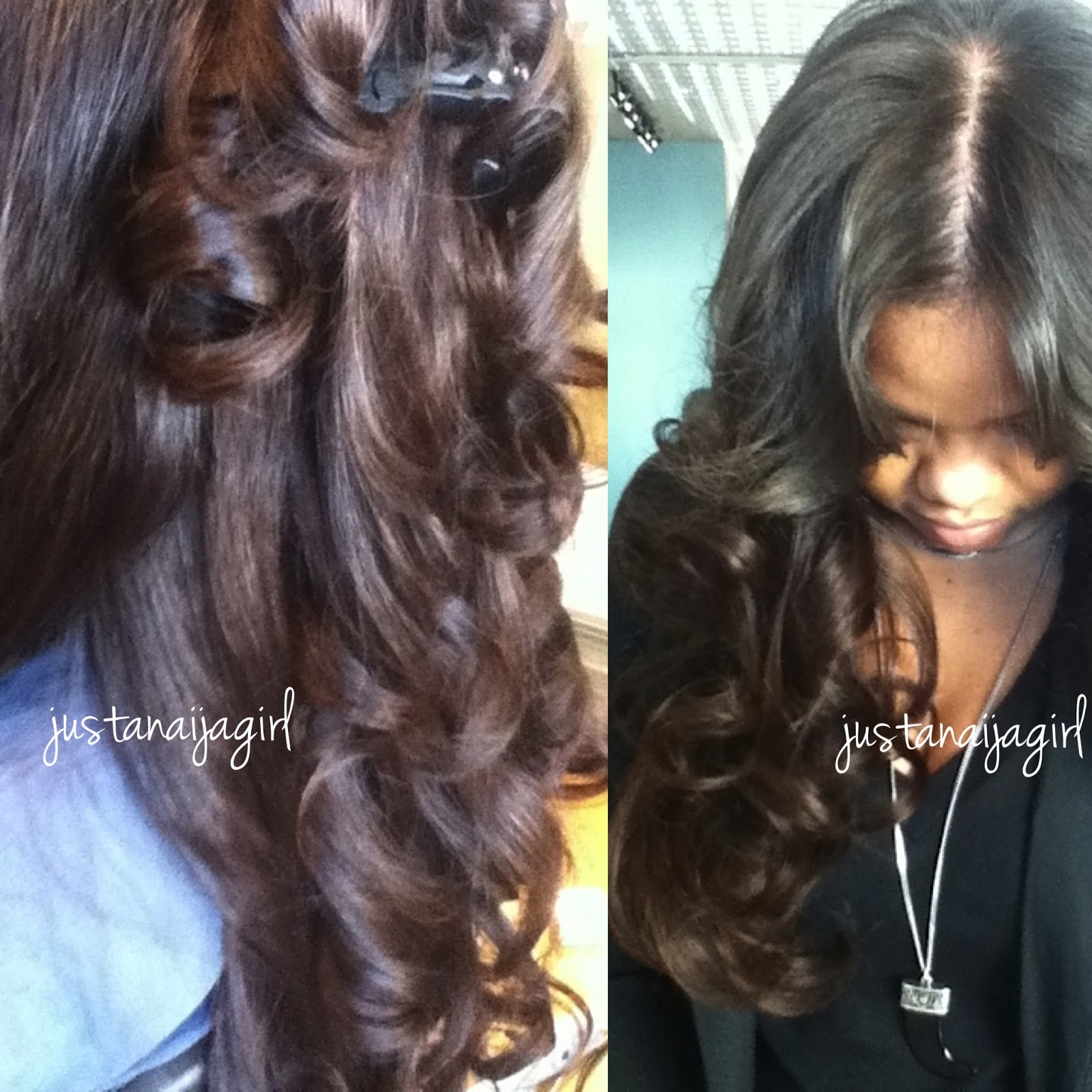 Displaying 17> Images For - Side Part Sew In Tumblr...