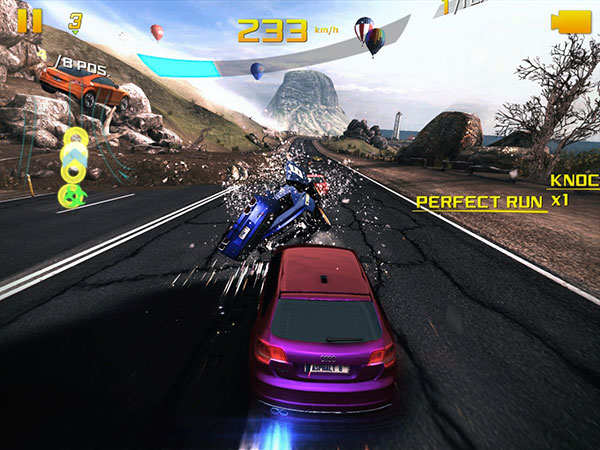Asphalt 7 Heat for Windows 8 and