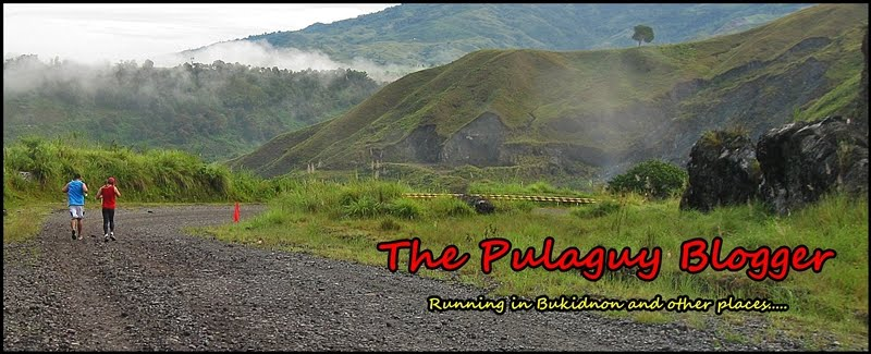 The Pulaguy Blogger | Running Events in Bukidnon