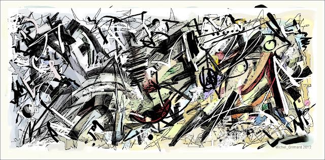 Graffiti MS Paint