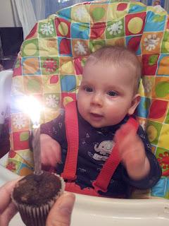 half birthday, cake, weaning
