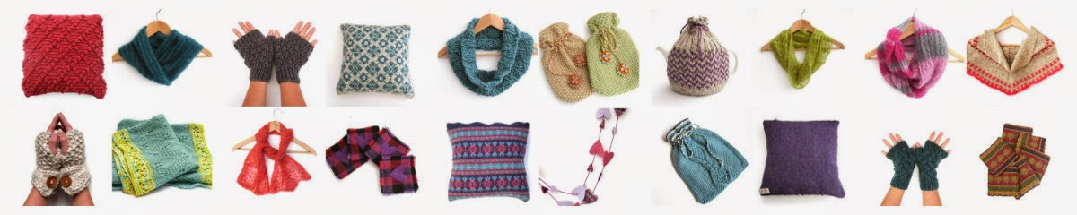 Quick View of Woolly Goodies available on my web site