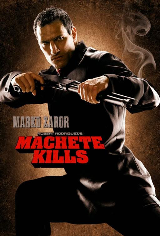Người Hùng - Machete Kills