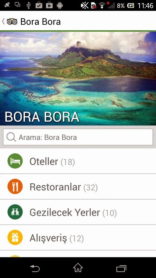 Android TripAdvisor Apk resimi 4