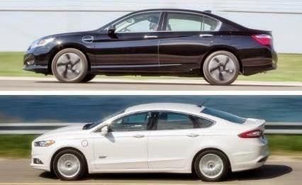 Ford Fusion Energi Titanium Review 2014