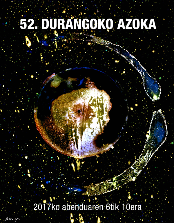 52. DURANGOKO AZOKA