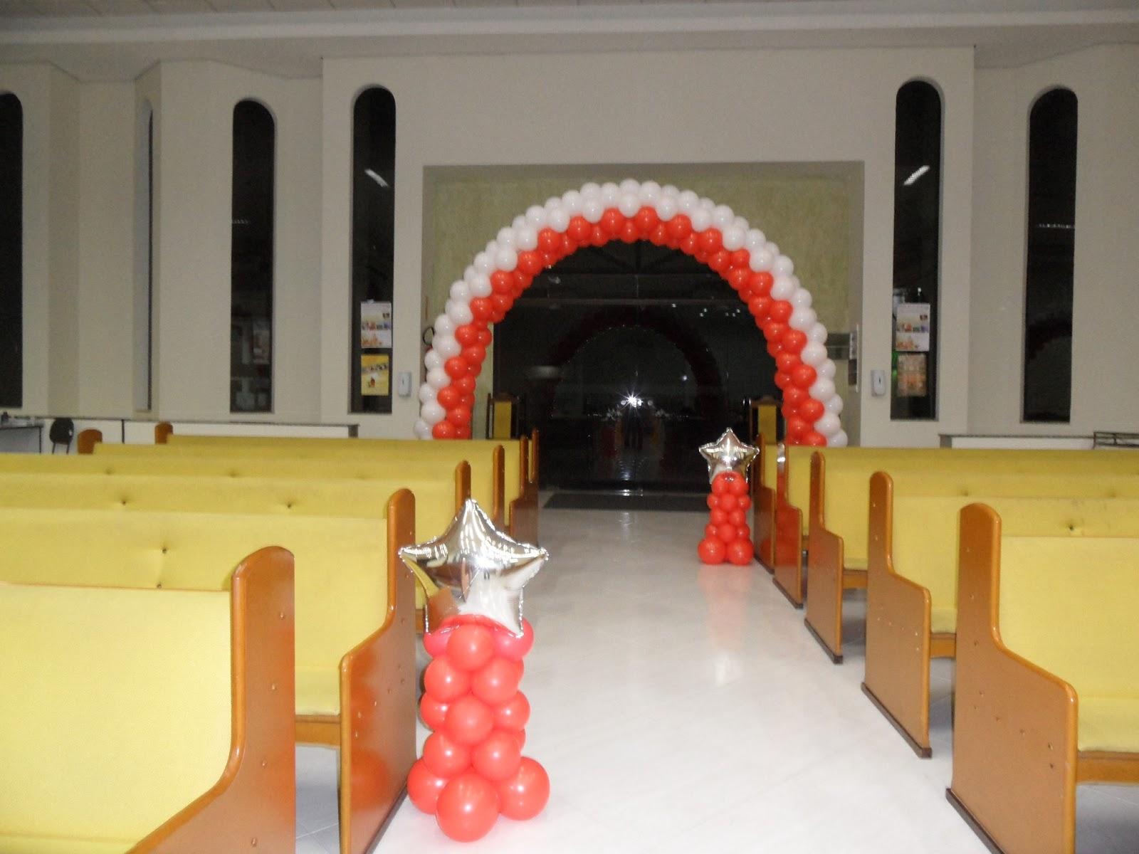 Bete Kids Decoraç u00e3o com Balões Igreja Congresso Infantil # Decoração De Igreja Evangelica Para Congresso Infantil