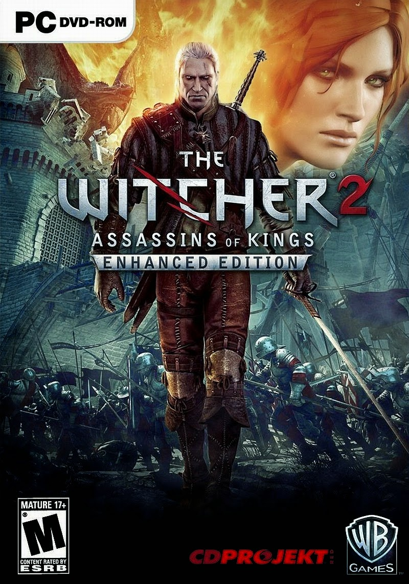 The Witcher 2 Assassins of Kings Game
