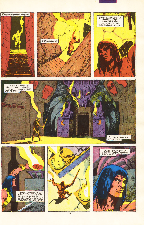 Conan the Barbarian (1970) Issue #212 #224 - English 13