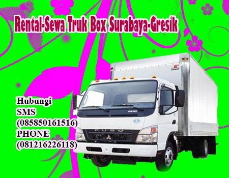 Rental-Sewa Truk Box Surabaya-Gresik