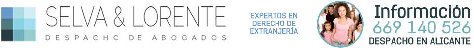 Abogado Extranjería Alicante | 669 140 526