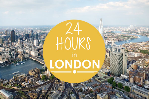 24 hours in london essay