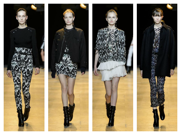 moda isabel marant otoño invierno 2015 2016