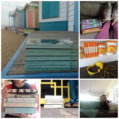 Instagram books writing photo challenge