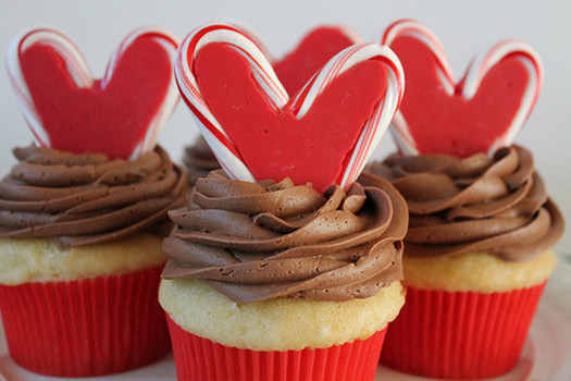 sweet chocolate valentine day wallpapers, food valentine day
