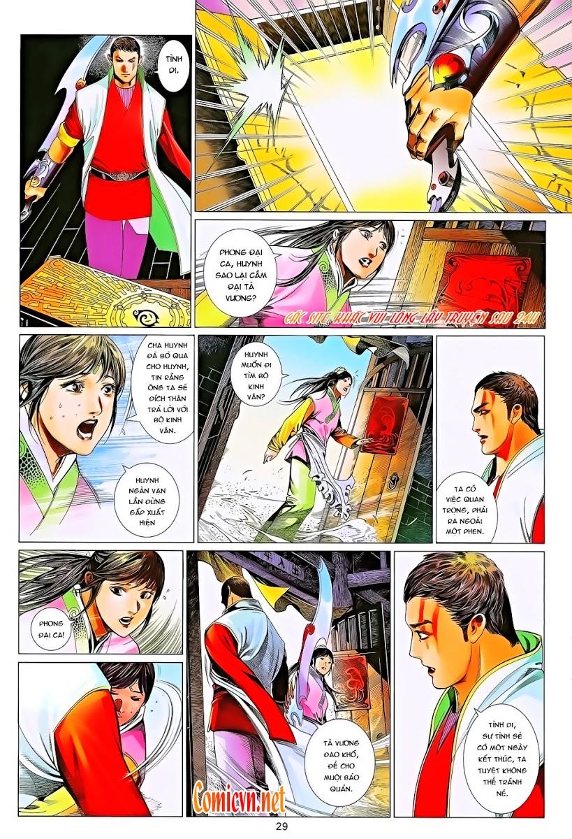 Phong Vân chap 643 Trang 29 - Mangak.info