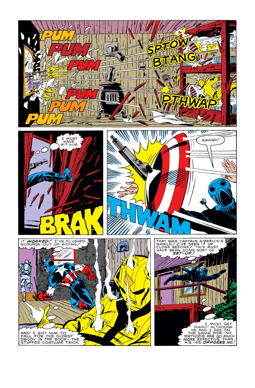 Captain America (1968) Issue #320 #248 - English 19