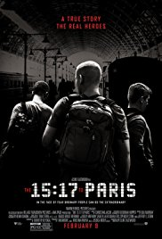 Watch The 15:17 to Paris Online Free 2018 Putlocker