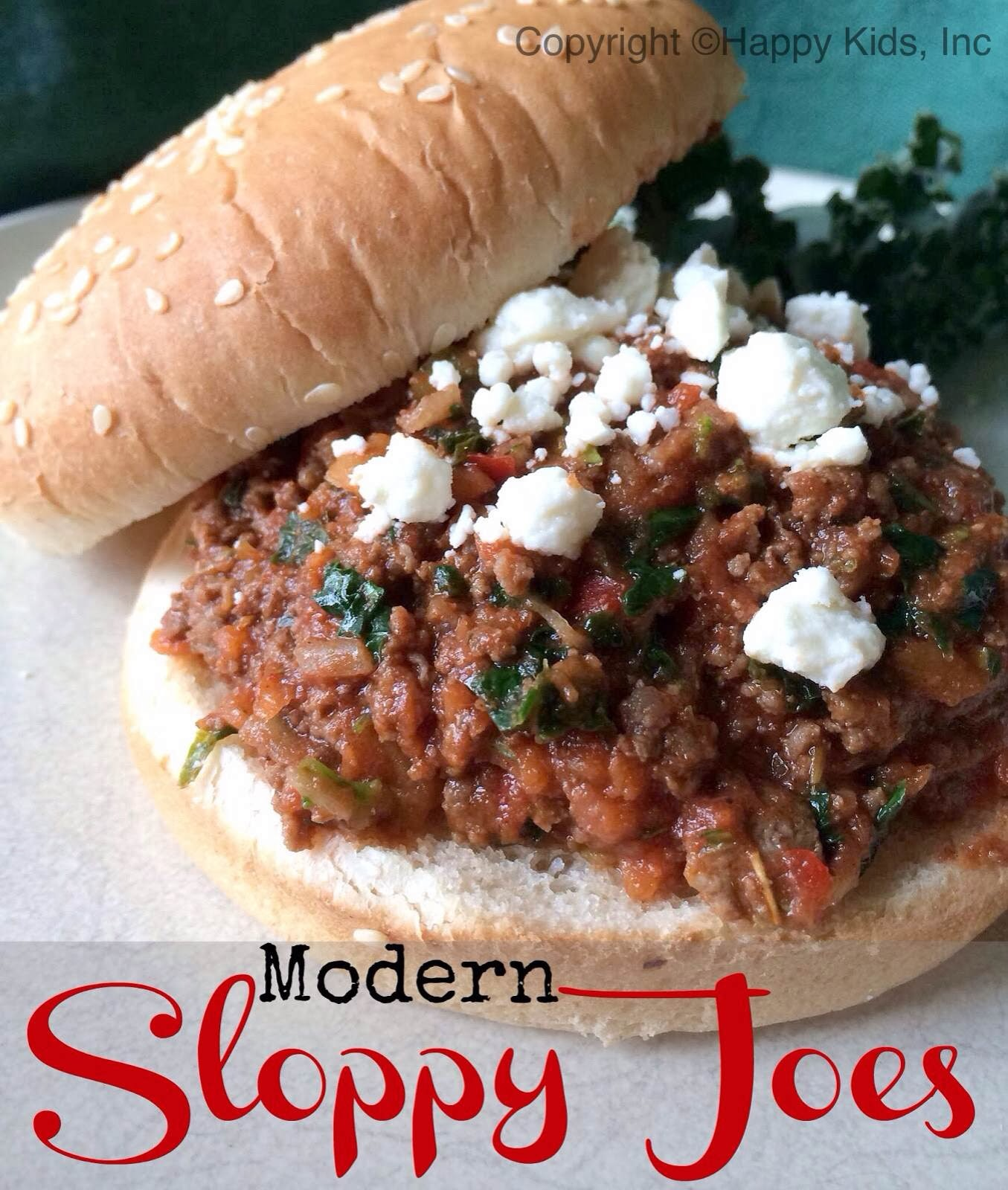 Sloppy Joes The Family Will Love