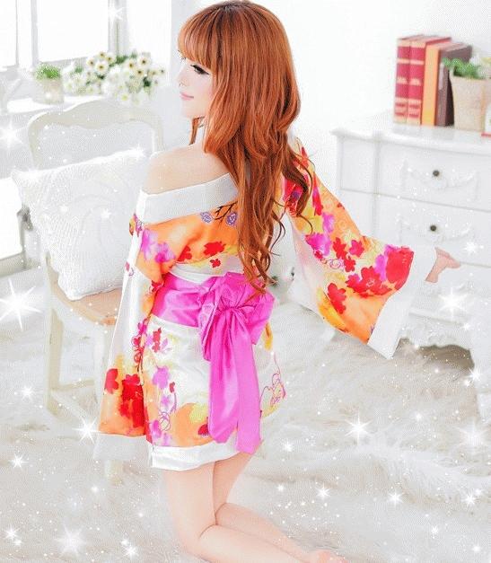 Baju Tidur Kimono fg160