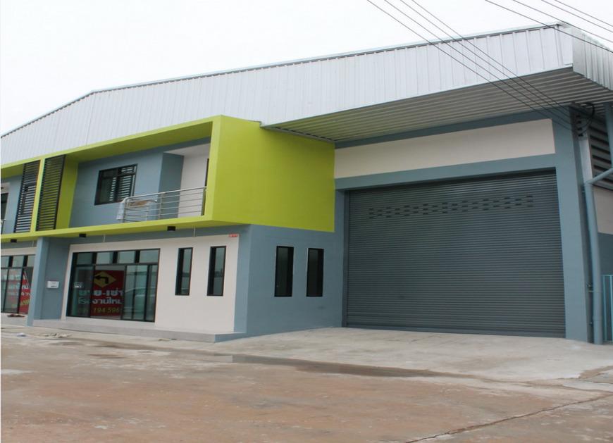 โรงงาน โกดัง ถนนเอกชัย