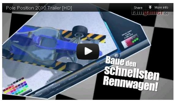 Trailer del Juego Pole Position 2012 HD 720p