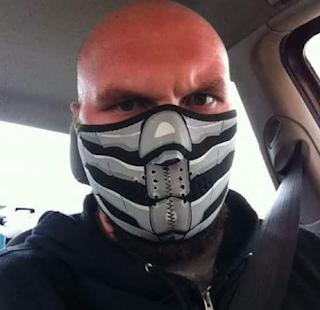 Neoprene Ski Mask