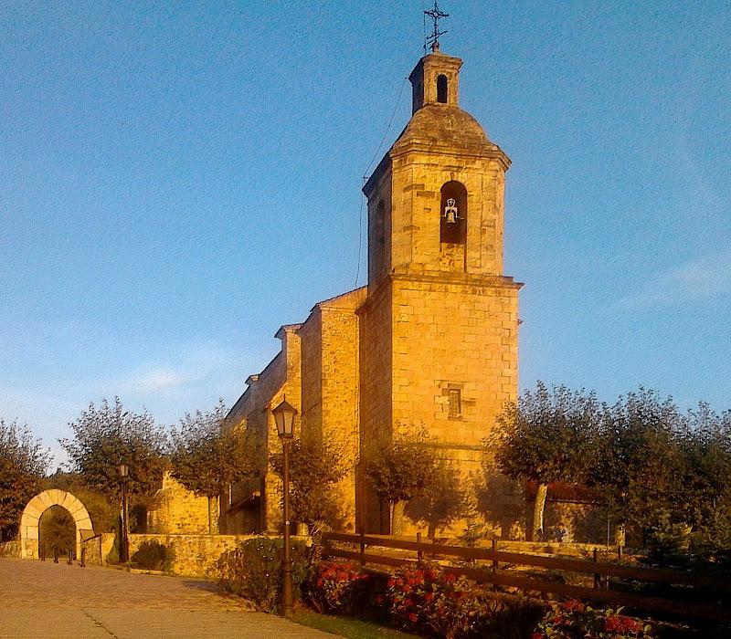 Iglesia de San Juan Bautista de Colindres