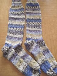 Daniel's Crofter Socks 2