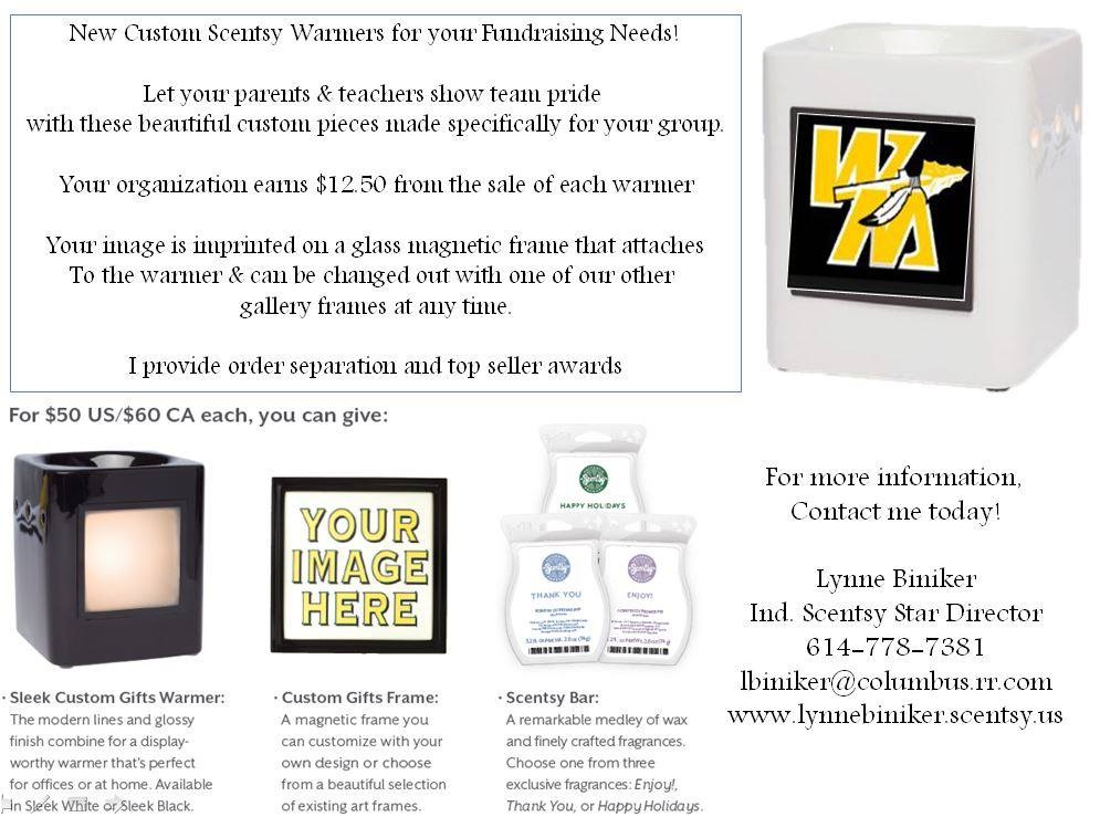 Lynne Biniker ~ Independent Scentsy Consultant: Scentsy Customized ...