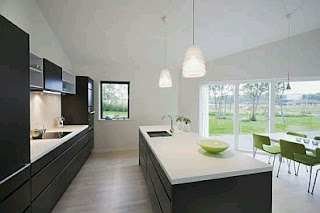 Minimalist Kitchen, Decoration and Design 1