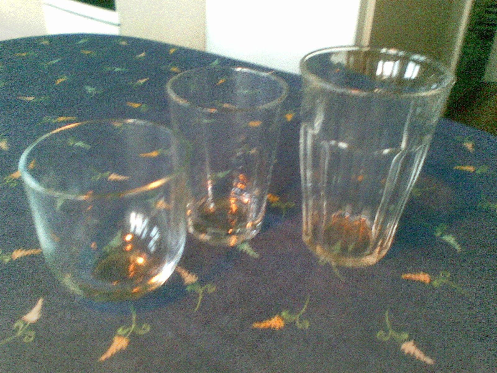 Rosendahl glas glaspest