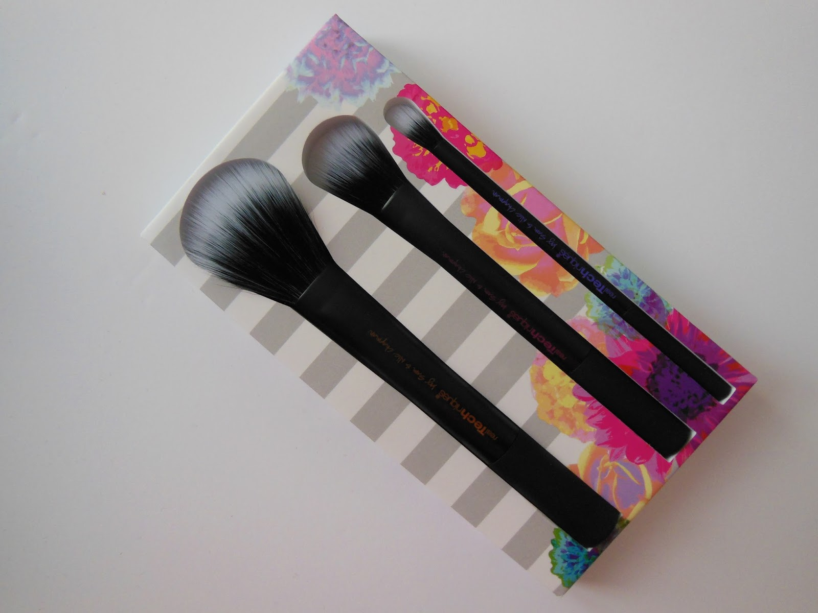 Real Techniques limited edition duo fibre brush set