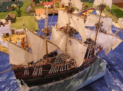 Mégaventure Pirates des Caraïbes 2012 Photo+011