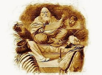 A era dos juízes do povo judeu