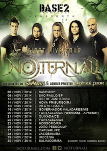 FIRST LIVE TOUR - NOTURNALL