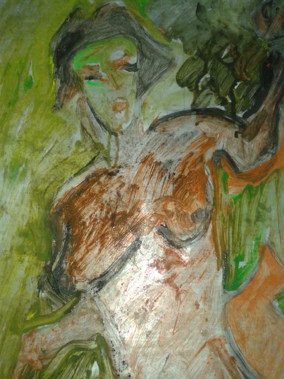 Mujer frutal