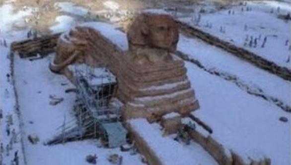 di Mesir dan Vietnam Bisa Turun Salju