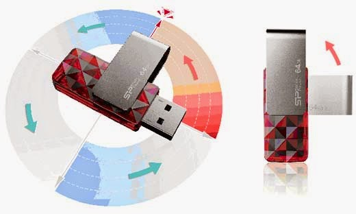 Silicon Power USB Flash Drive Ultima U30