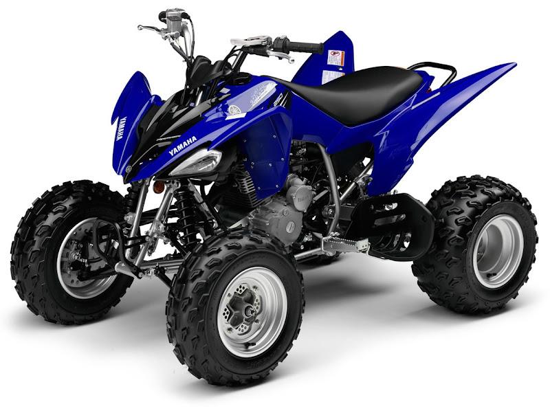 2012 Yamaha Raptor 250 Sport ATV