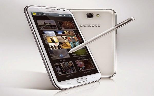 Exclusive Samsung Galaxy Note Edge
