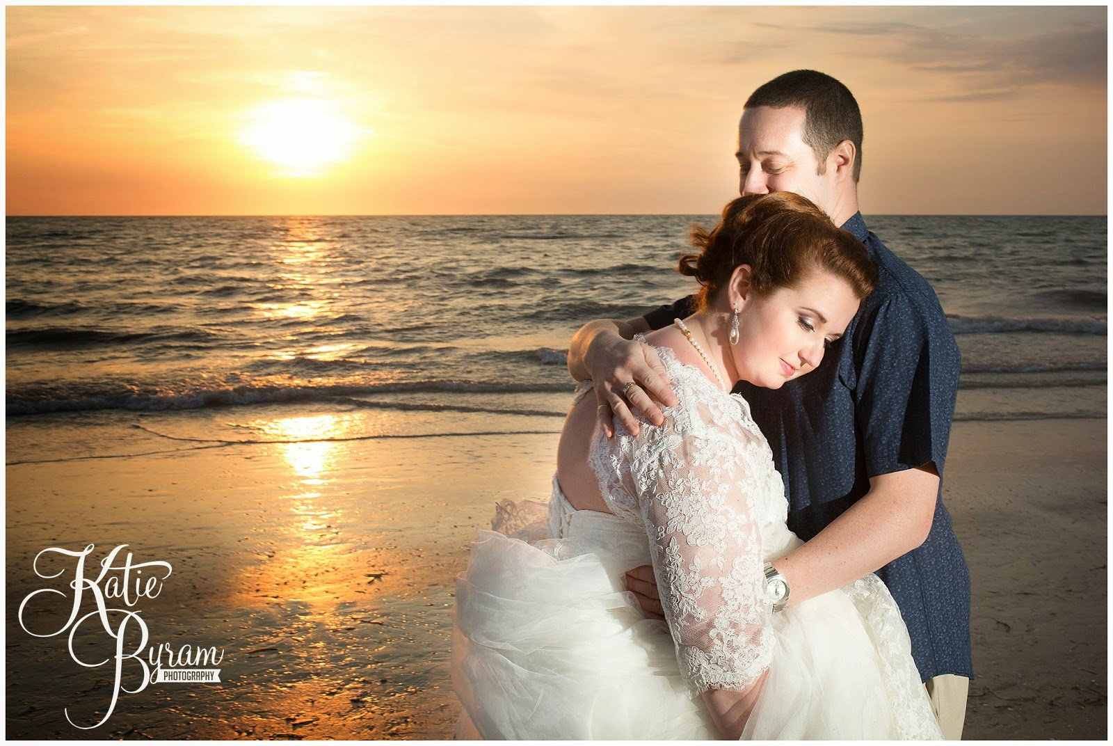 sunset wedding photographs, nautical wedding, beach wedding theme, destination wedding, clearwater beach wedding, hilton clearwater beach wedding, katie byram photography, florida wedding