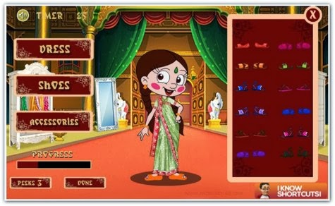 Chhota Bheem Journey to Dolakpur Online Game Review - Momscribe